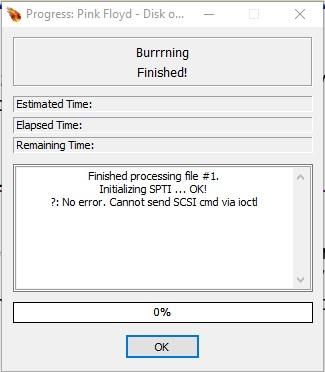 burrrn error.