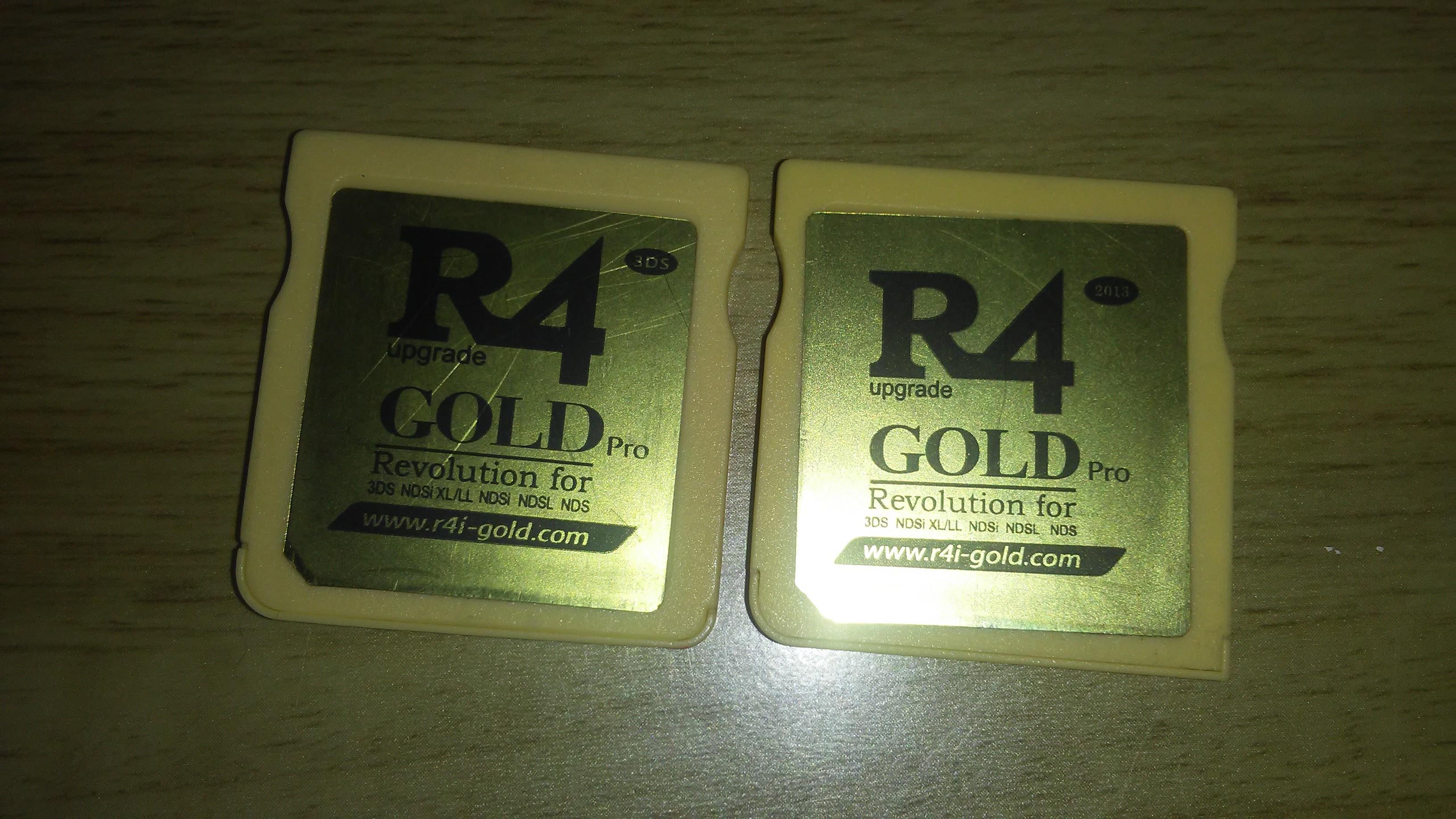 r4 gold pros.