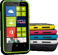 Lumia 620.