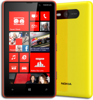 Lumia 820.