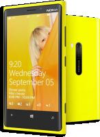 Lumia 920.