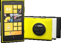 Lumia 1020.
